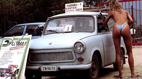 Hungaroring jegyértékesítés 1986 ban
