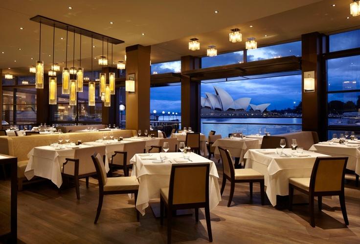 The Dining Room Park Hyatt Sydney Australia  Australia Alluring Park Hyatt Sydney Dining Room Review