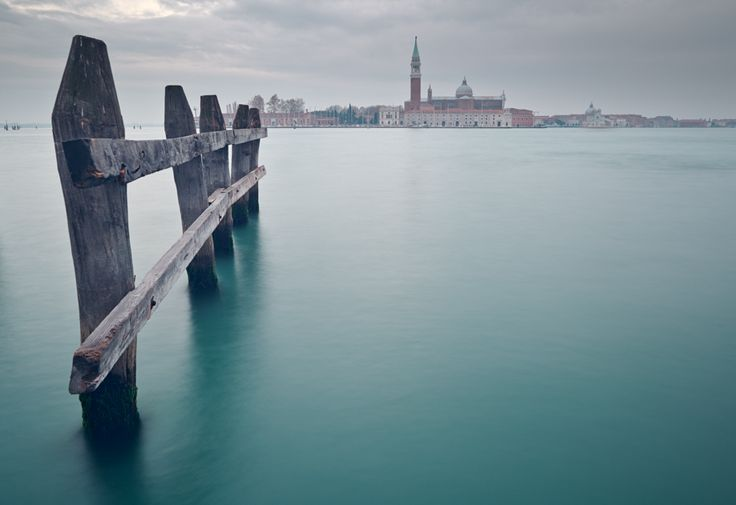 Long exposures with neutral density filters