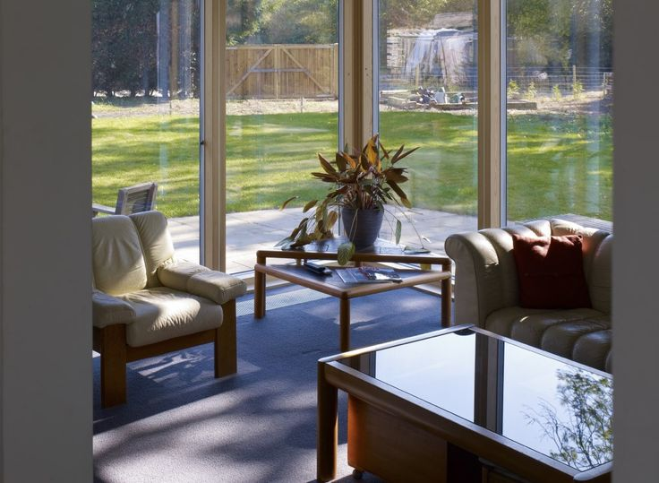 new modern aluminium windows and doors from velfac