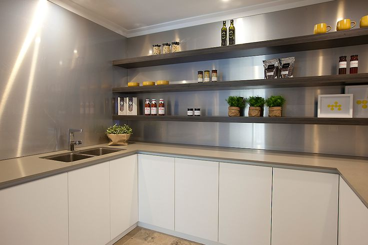 This amazing scullery is part of the Lancaster Platinum display home, only at Home Group WA.