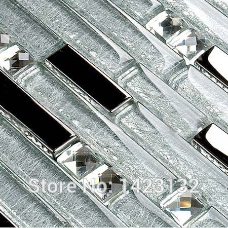 """Cheap tile spacer, Buy Quality tile free directly from China tile Suppliers:  Each sheet of this glass tile is approximately 12"""" x 12"""" per sheet and is mesh mounted on high quality fiber"""