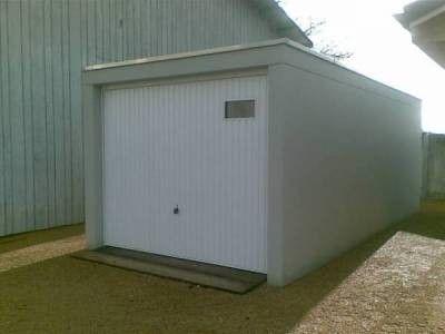 Prix D Un Garage De 30m2 | Construction garage, Maison en rondins, 30m2