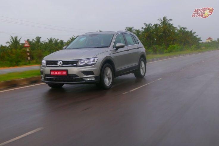 Volkswagen Tiguan - Stylish yet tough!  https://motoroctane.com/reviews/46384-volkswagen-tiguan-review-india