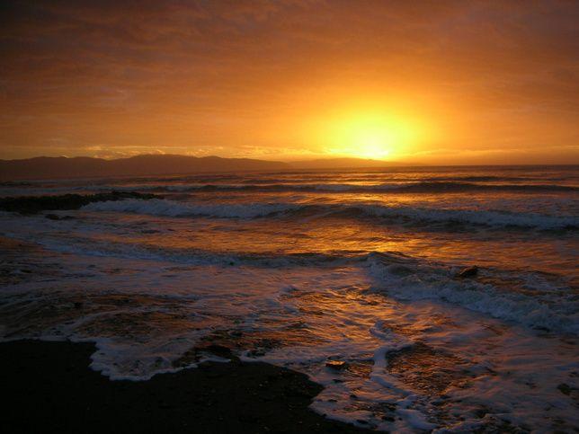 Another stunning Sunset in #Maremma