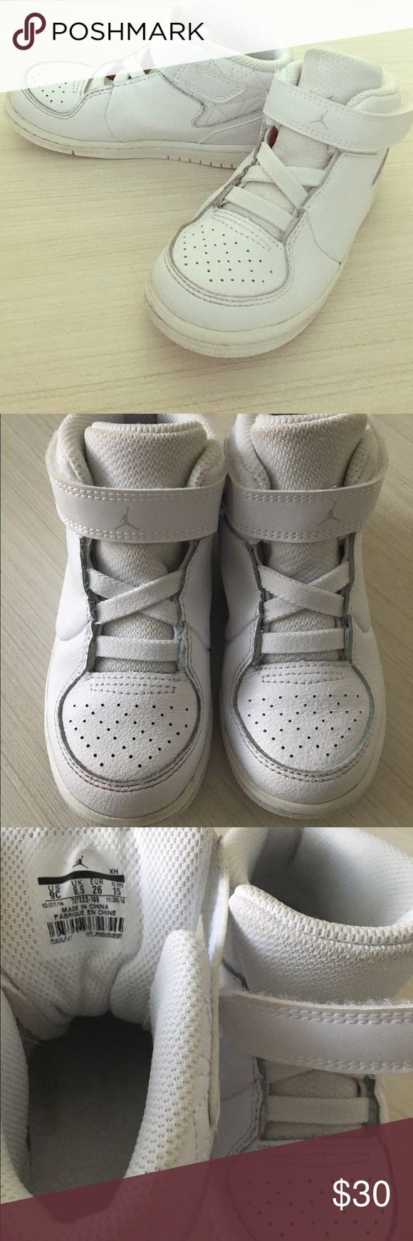 JORDAN 1 FLIGHT 3 - Leather and nubuck with a fused lateral collar and quilted medial collar for all day comfort Jordan Shoes Sneakers