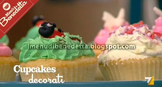 Cupcakes Decorati di Benedetta Parodi