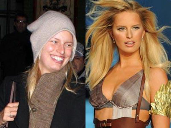15 Victoria Secrets MODELS That Look Like NORMAL PEOPLE Without Makeup - Likes