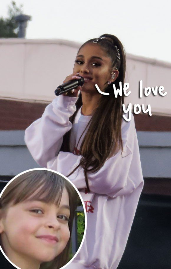 Ariana Grande Paid Tribute To The Youngest Victim Of The Manchester Attack On What Would… #Paparazzi #ariana #attack #grande #manchester