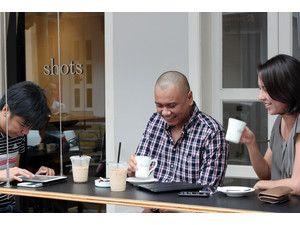 Address 90 Club Street Phone 62249259 Hours Mon - Thu: 09:00 - 21:00 Fri: 10:00 - 22:00 Sat: 14:00 - 22:00 Closed: Sun Neighbourhood Tanjong Pagar / Raffles Place Avg Price/Pax $8 based on 23 reviews  schedule: 10:00 - 11:00 coffee break