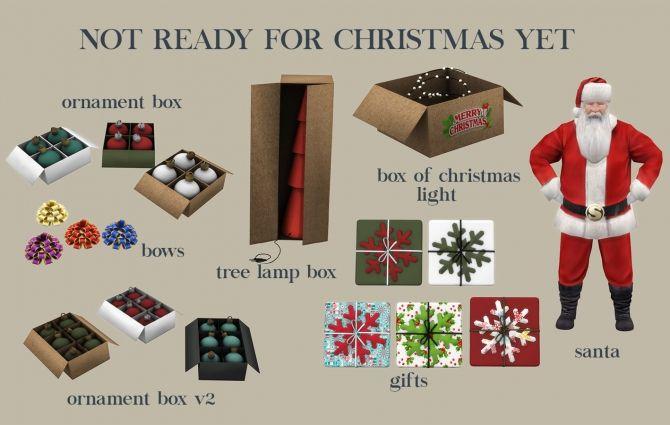 NRF Christmas (P) at Leo Sims » Sims 4 Updates