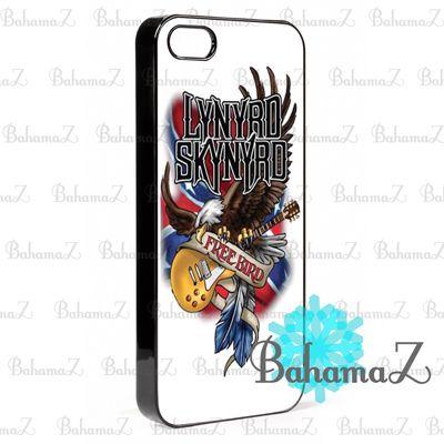 New Rare Lynyrd Skynyrd Free Bird Eagle iPhone 5 5S Case | Bahamaz - Accessories on ArtFire
