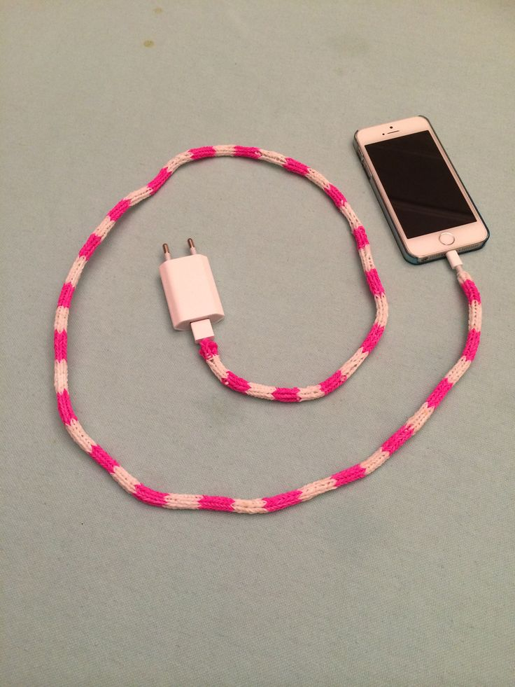 Loombands oplader made by my daughter