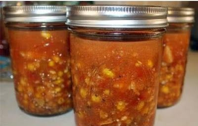 Canning Granny: Soup of the Day... Chicken Enchilada Soup
