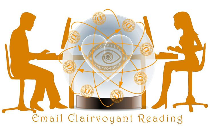 About free readings by email with clairvoyants