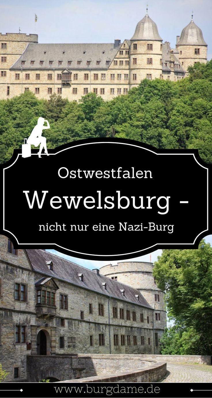 Die Wewelsburg bei Paderborn ist meist als ein Nazi-Hauptquartier bekannt. Doch sie hat viel mehr zu bieten als die Nazi-Vergangenheit.