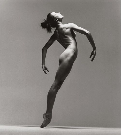 Richard Avedon, Sylvie Guillem, New York   1991