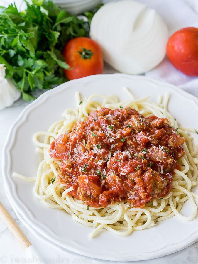 This Is A Quick And Easy Version Of My Grandmother S Famous Italian Pasta Sauce