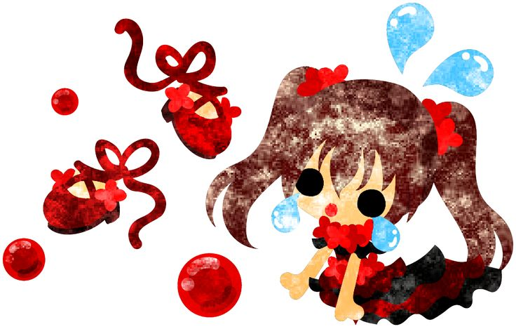 フリーのイラスト素材赤いドレスの女の子と赤い靴のイラスト  Free Illustration Illustration of the girl of a red dress and red shoes   http://ift.tt/2cr0LPW
