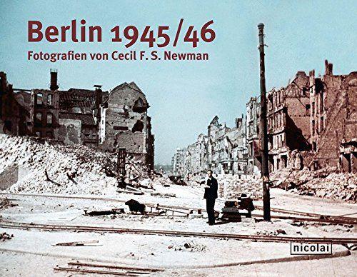 Die Ausstellung im Märkischen Museum zeigt bisher unbekannte Berlin-Bilder des nordirischen Fotografen, Stadt- und Landschaftsplaners Cecil F. S. Newman