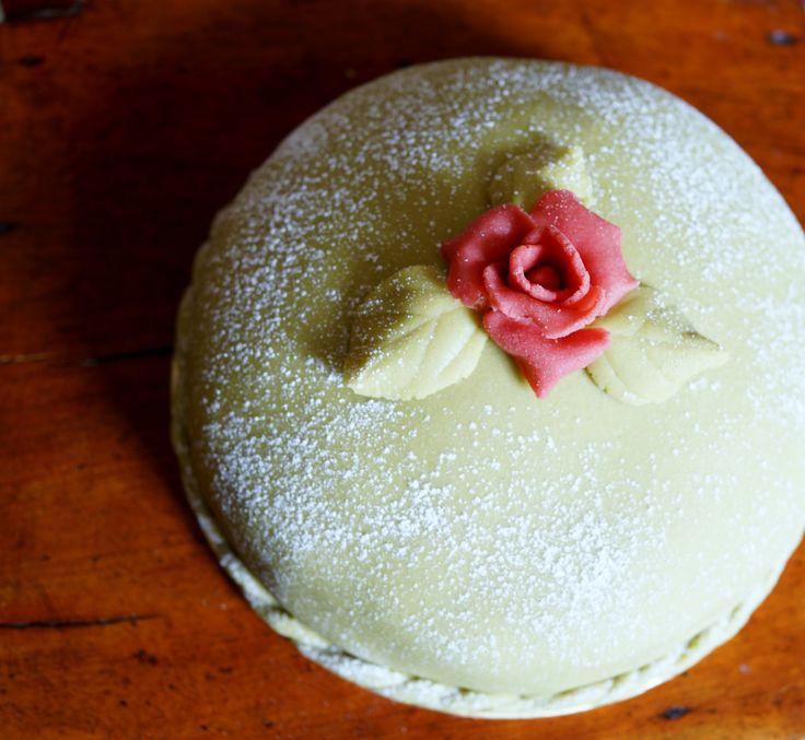 Swedish Princess cake (a typical Swedish birthday cake) - lili's cakes