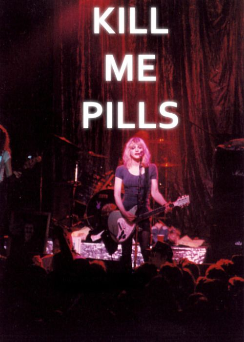 "Courtney Love, Hole, ""Miss World"", #grungequeen"