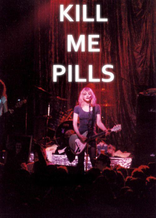 """Courtney Love, Hole, """"Miss World"""", #grungequeen"""