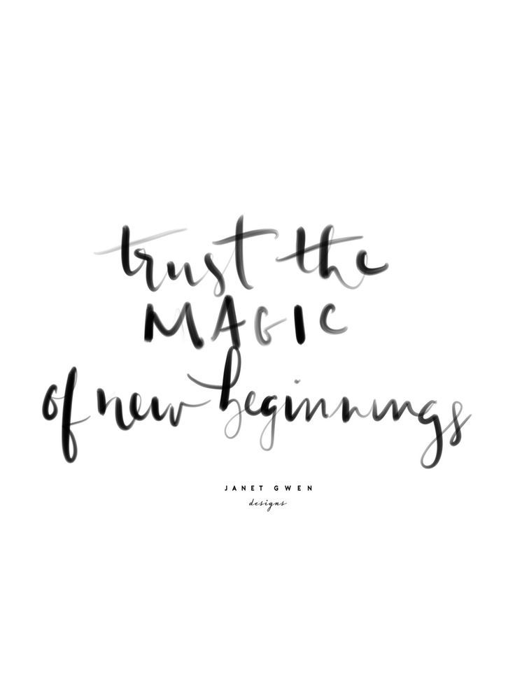 Trust The Magic Of New Beginnings Beginning Quotes New Beginning Quotes Life New Beginning Quotes