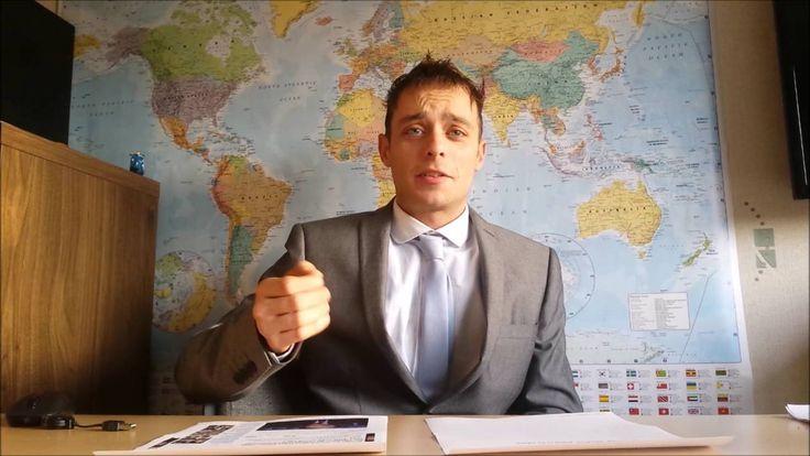 Alex Gillingham : Create a News Channel & Get Active