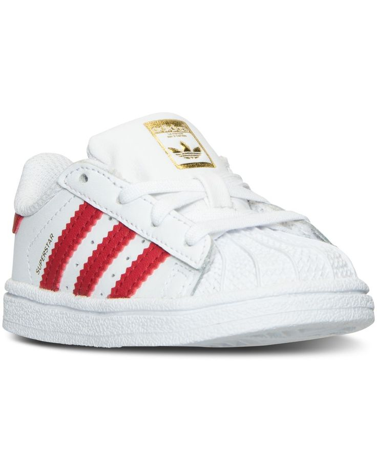 Adidas Toddler Boys Superstar Casual Sneakers From Finish