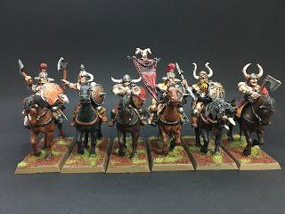 La memoria de los sábados                       : [Galería] Jinetes Bárbaros del Caos