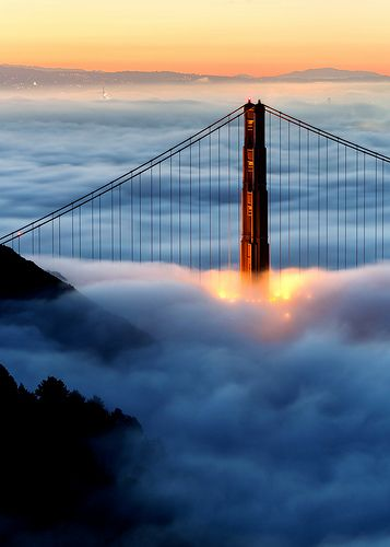 Should be on everyone's bucket list - Golden Gate Bridge, San Francisco