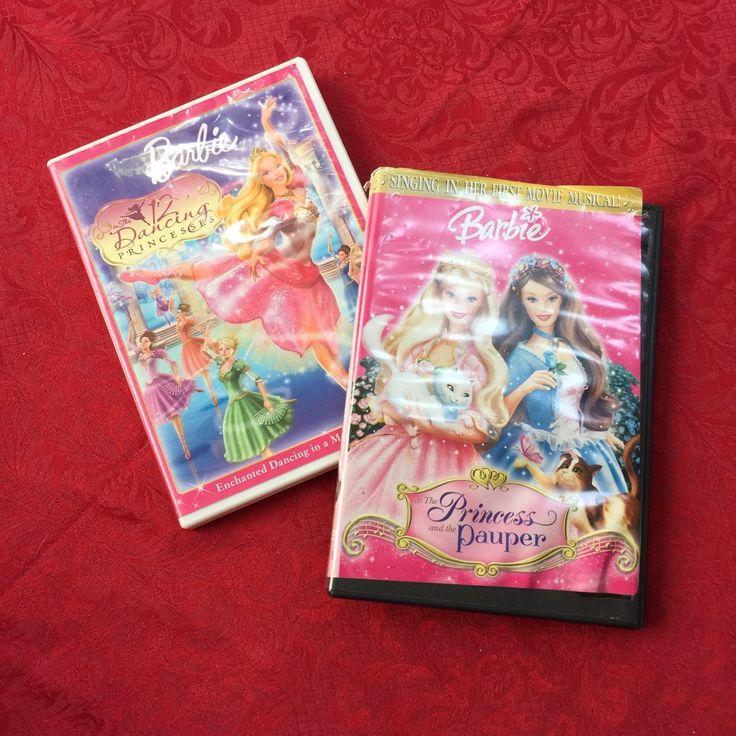 Barbie DVD Lot of 2 - Mercari: Anyone can buy & sell