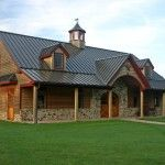 cheap pole barn house plans