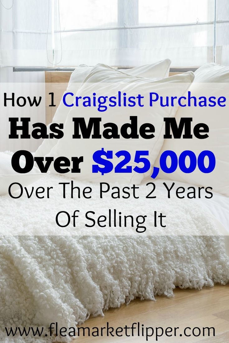 Who knew a mattress (or 60) would be such a hot ticket item to find and resell over the past 2 years.