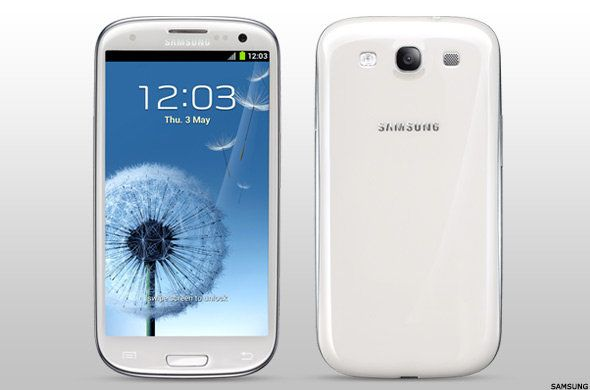 iPhone alternatives. #smartphone (Photo courtesy of Samsung)