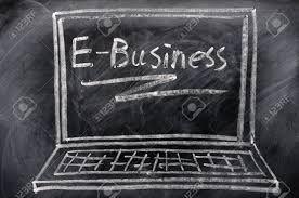 i)e-business  es la integración del negocio de una empresa incluyendo productos, procesos y servicios por medio del Internet. Convierte a su empresa de un negocio a un e-business cuando integra sus ventas, marketing, contabilidad, manufactura y operaciones con sus actividades en su sitio web.