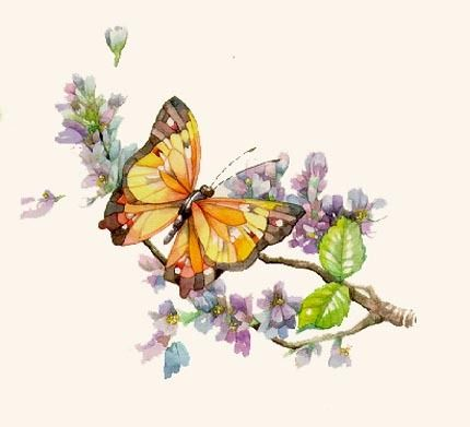 Home Is Butterfly 2