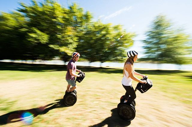 Is segwaying on your Canberra bucket list? If not, maybe it should be! #CBRbucketlist #visitcanberra