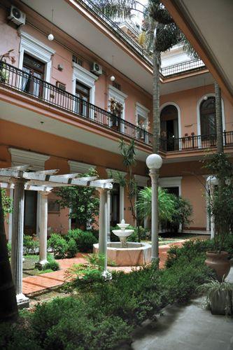 Casa de Gobierno de Buenos Aires..