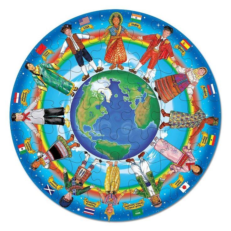 Children of the World (Floor Puzzle)