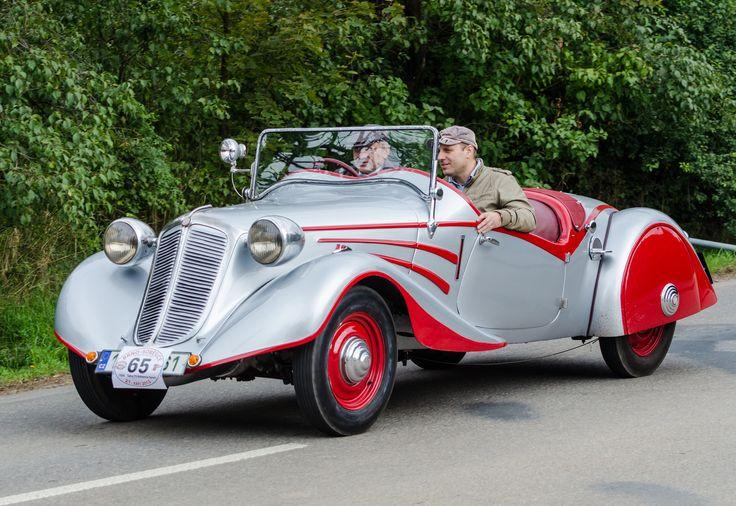 1934 Tatra 75 Bohemia Sport