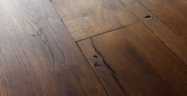 Wide Plank Laminate Flooring Distressed