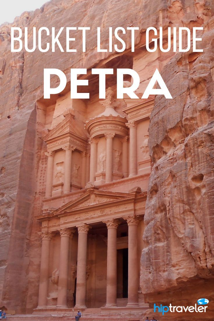Practical travel tips for visiting Petra, Jordan. Where to stay, what to eat, and how to experience the best of Petra, Al Siq and the Treasury. Travel in the Middle East. | Blog by HipTraveler: Bookable Travel Stories from the World's Top Travelers