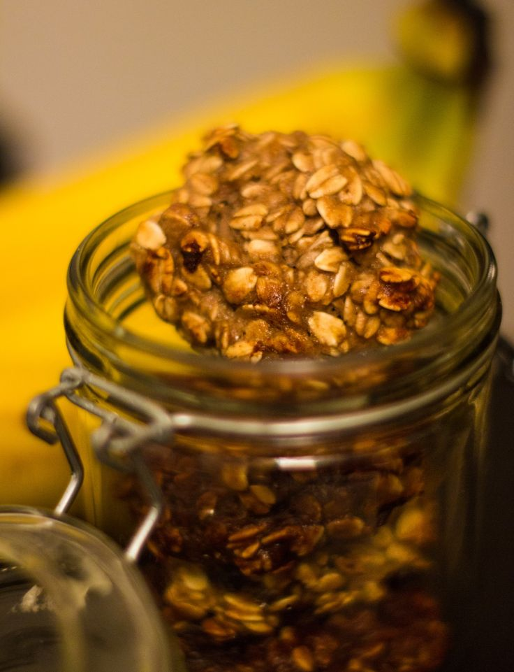 Haver-banaan-koekjes | Stories of a Coeliac