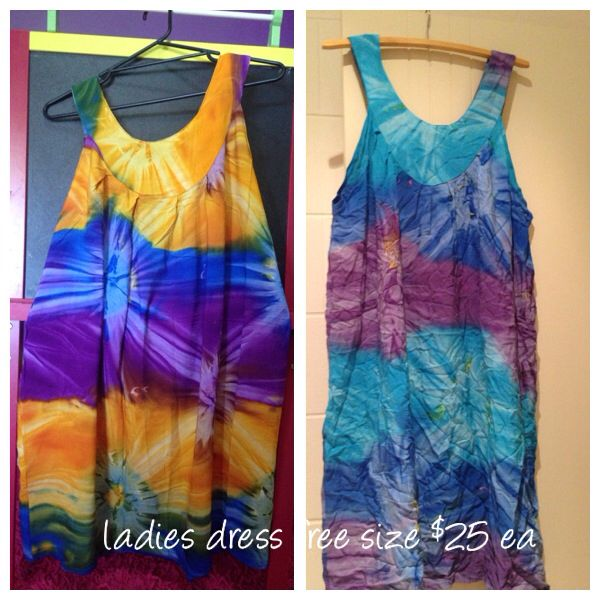 Ladies dress free size