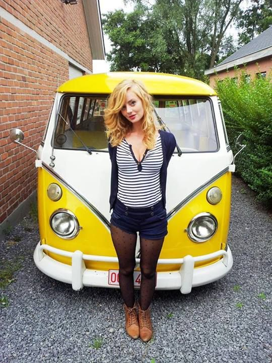 153 Best Images About Vw Kombi Amp Girls On Pinterest
