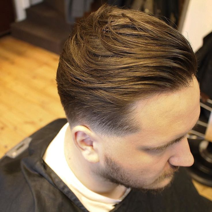 New Hairstyles For Men Natural Finish Movement