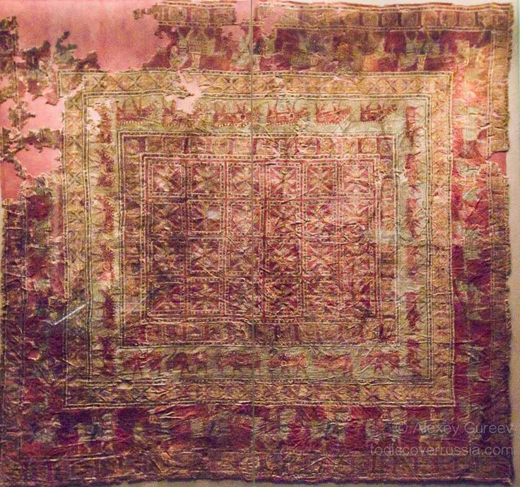 Bare facts about the Pazyryk carpet (the World-Oldest Rag)