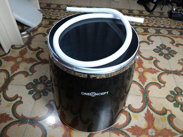 I consigli di Rocco,esperienze di ristoranti,alberghi,viaggi e dei prodotti testati: Minilavatrice centrifuga Ecowash Pico oneConcept